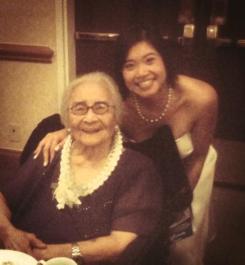 Mama - 100 years old